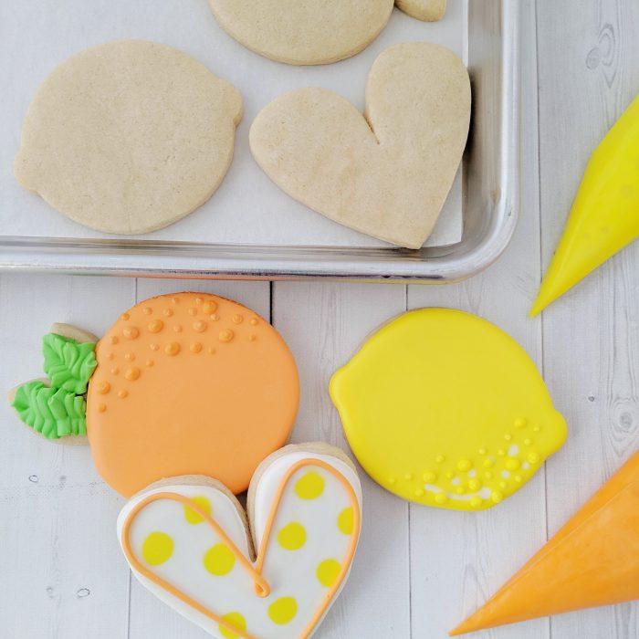Beginner's Cookie Decorating Class
