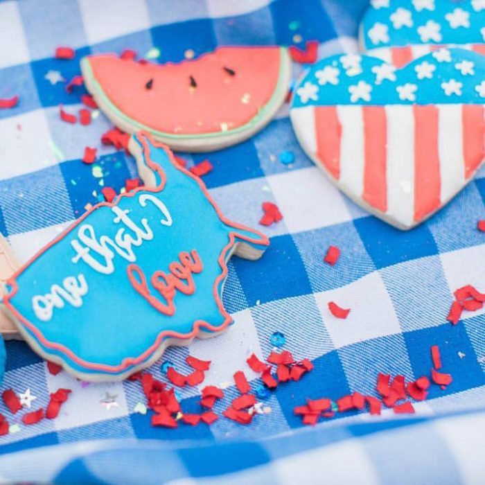 American Custom Sugar Cookies Houston Texas