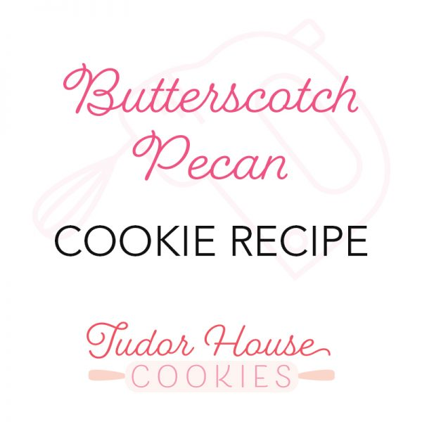 Butterscotch Pecan Cookie Recipe